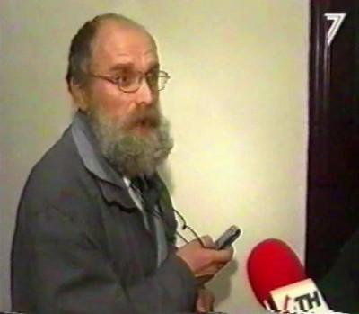 Вопросы тележурналиста в суде Дзержинского р-на